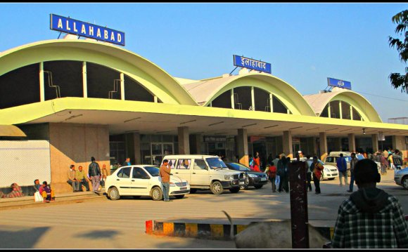 ALD/Allahabad Junction (10