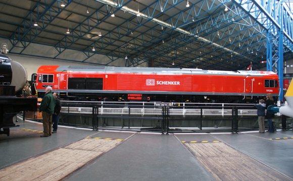 DB Schenker Rail (UK)[edit]
