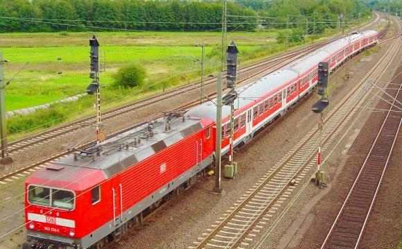 Deutsche Bahn Wiki De : Row