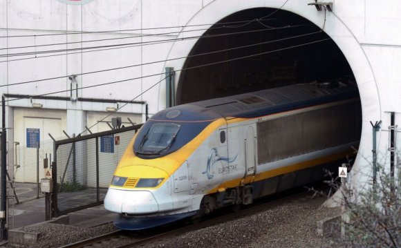Direct train to Europe - BBC