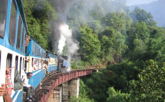 Nilgiri Mountain Railway[edit]
