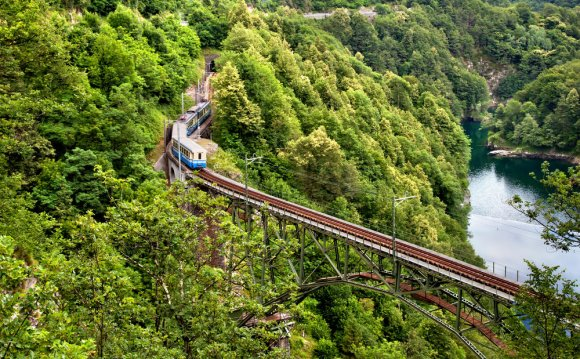 Viaduct of Semmering Line