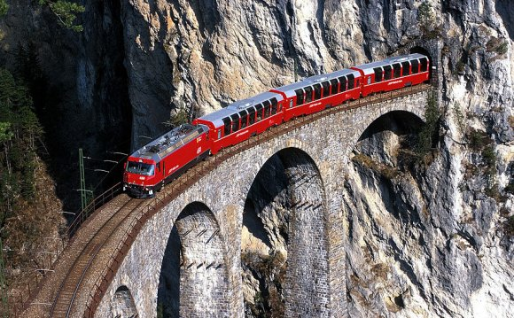 Top 10 Train Routes in Europe