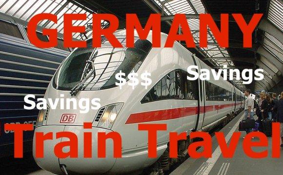 Germany ICE Travel