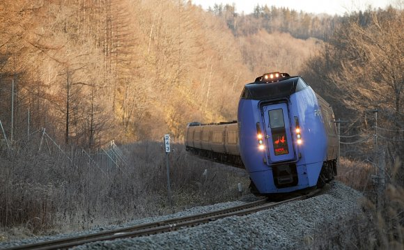 IC trains Europe
