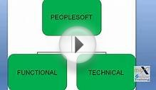 PeopleSoft Online Training | peoplesoft Training | Demo Video