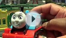 Thomas and Friends Toy Train-2015 Holiday Trackmaster