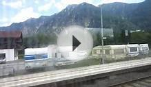 Train Journey from Munich to Garmisch-Partenkirchen
