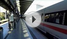 "Tz 1192 ""Linz"", ÖBB Train nr 1189 departs to Munich from"