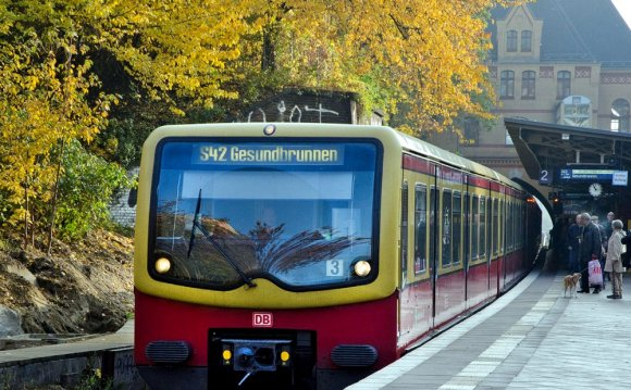 Germany train Schedule and Price